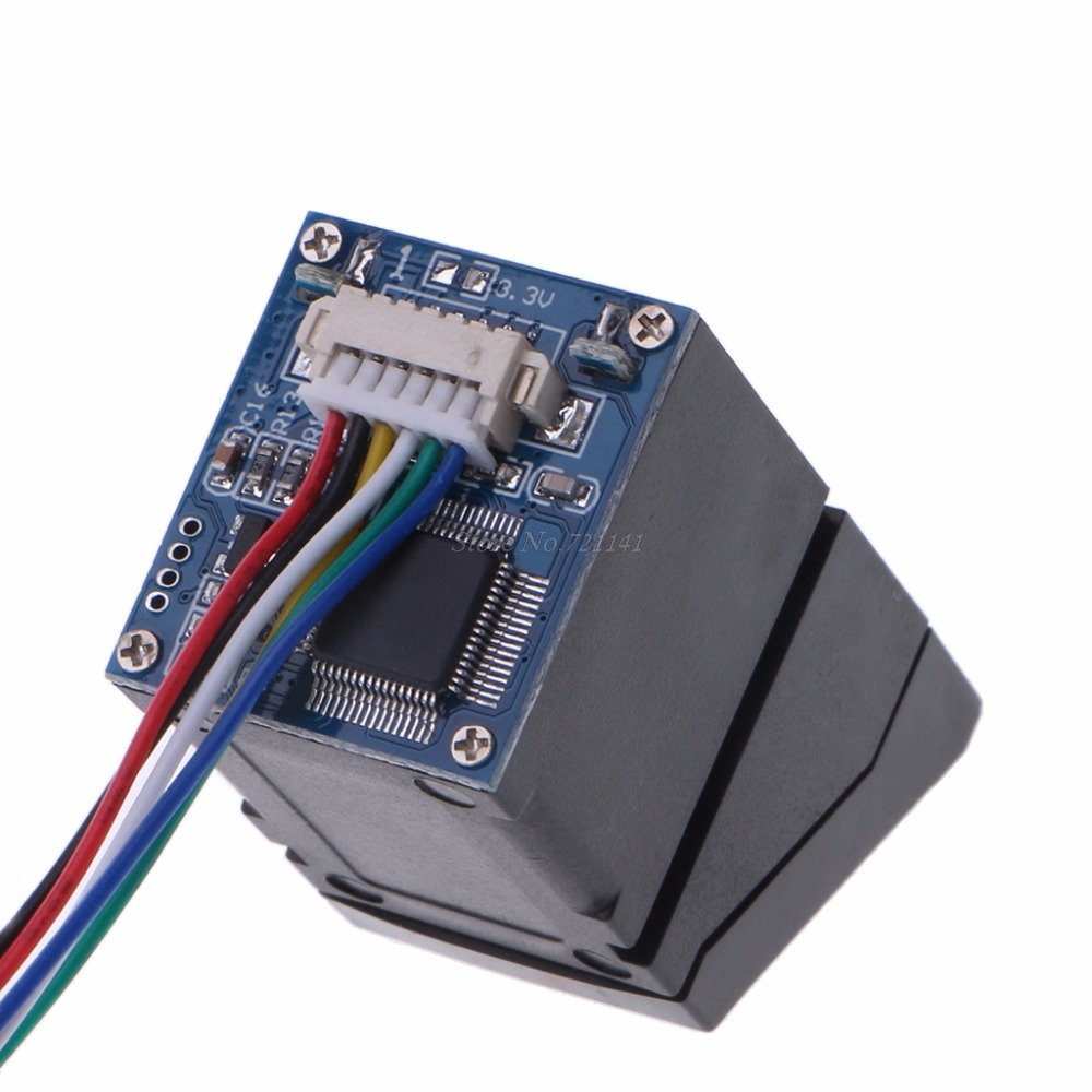 Fingerprint Sensor Reader R307 Professional Wiring Diagram Optical Module Time Attendance Scanner In Electronic Signs From Components