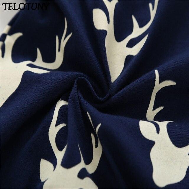 """""""Don't Moose With Me!"""" Longsleeved Deer Print Winter Jumpsuit  5"""