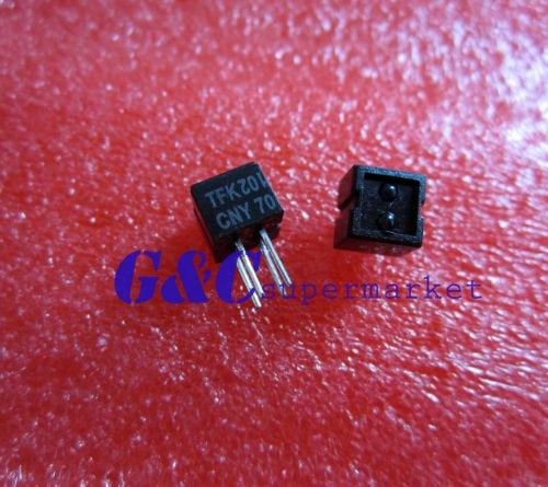 5 pcs CNY70 Capteur Optique Réfléchissant