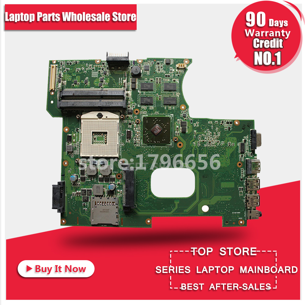 все цены на For ASUS A42J K42J X42J K42JR laptop Motherboard REV2.0 HM55 DDR3 Integrated graphics card mainboard 100% working онлайн