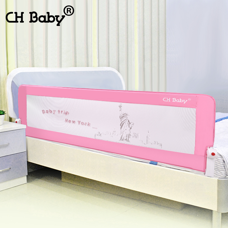 Chbaby Crib Fence Child Bed Guardrail 1.8 M Bed General Edition