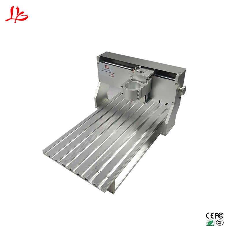 Router di CNC di DIY 3040 di cnc di legno sul desktop della macchina di fresatura incisore