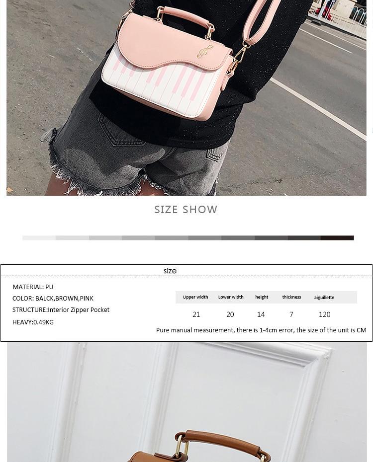 New-Fashion-Piano-Pattern-Pu-Leather-Women's-Flap-Casual-Ladies-Handbag-Shoulder-Bag-Crossbody-Messenger-Bag-Pouch-Totes_03
