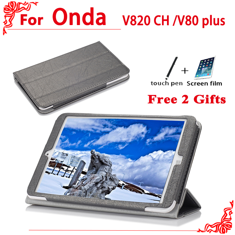 Newset Colorful High quality fashion case cover FOR Onda V80 Plus/V820W/V820W CH + free 2 gifts for onda obook 20 plus case cover fashion case for obook 10 obook10 pro obook10 se10 10 1tablet pc free 3 gifts
