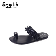Woman Slides Slippers Home Slipper 2019 Summer Women Fashion Cryst Casual Beach Sandals Comfortable Sexy Platform Shoes Slippers все цены