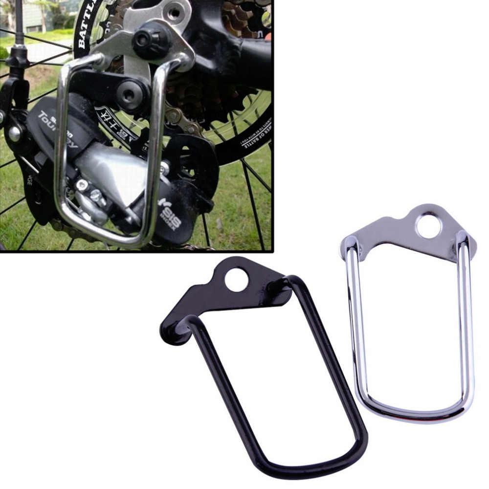 Jazda na rowerze rower aluminiowa rowerowa tylna przerzutka przerzutka łańcuch Stay Guard Protector gorący na całym świecie