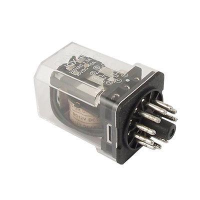 JQX-10F 3Z DC 12V Coil PCB Electromagnetic Relay 7.5A 220V AC / 10A 24VDC цена и фото