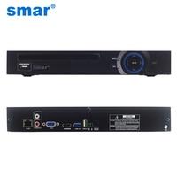 ULL HD 24 Channel 1080P CCTV NVR 32CH 960P NVR 2 SATA HDD Ports XMEYE ONVIF
