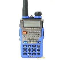 BaoFeng UV-5RE+Plus Dual Band Walkie Talkie VHF/UHF 136-174&400-520MHz Handy Hunting Radio Receiver With Headfone