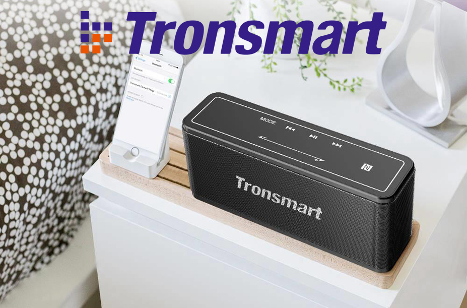Tronsmart Element Mega Bluetooth Speaker Wireless Speaker 3D Digital Sound TWS 40W Portable Speaker 1