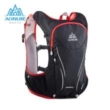 AONIJIE 5L Women Men Marathon Hydration Vest Pack For 2L Water Bag Cycling Hiking Bag Outdoor Sport Running Backpack