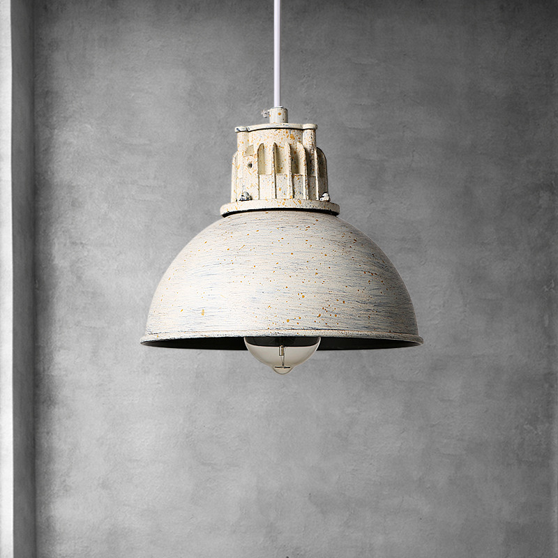 Industrial retro Loft LED pendant lamp kitchen Hanging Minimalist Light dining room/Restaurant/foyer/bath room/ bedroom headlamp