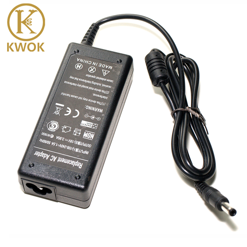 цены 2017 19V 3.95A 75W AC Adapter Power Supply For Toshiba Satellite L700 L600 M801 PA-1750-09 FA105 U305 P205 Laptop Notebook
