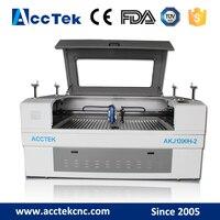 150w/280w/300w fiber co2 laser metal cutting machine , carbon co2 laser cutting machine for sheet metal panel