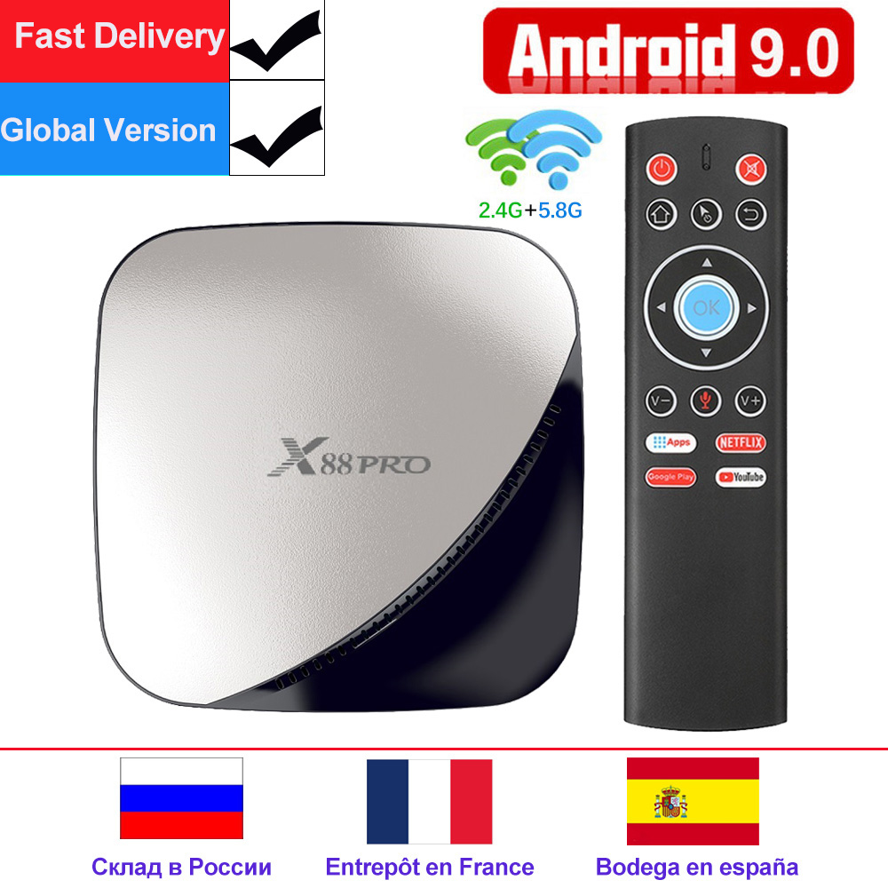 CS918 Andriod 4 4 Smart TV Box Quad Core 2GB RAM 16GB ROM