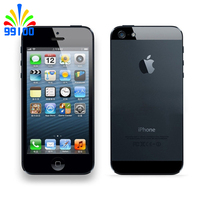 "Used Original  Apple iPhone 5 Unlocked Mobile Phone iOS Dual-core 4.0"" 8MP Camera WIFI GPS  Used Phone free gift 1"