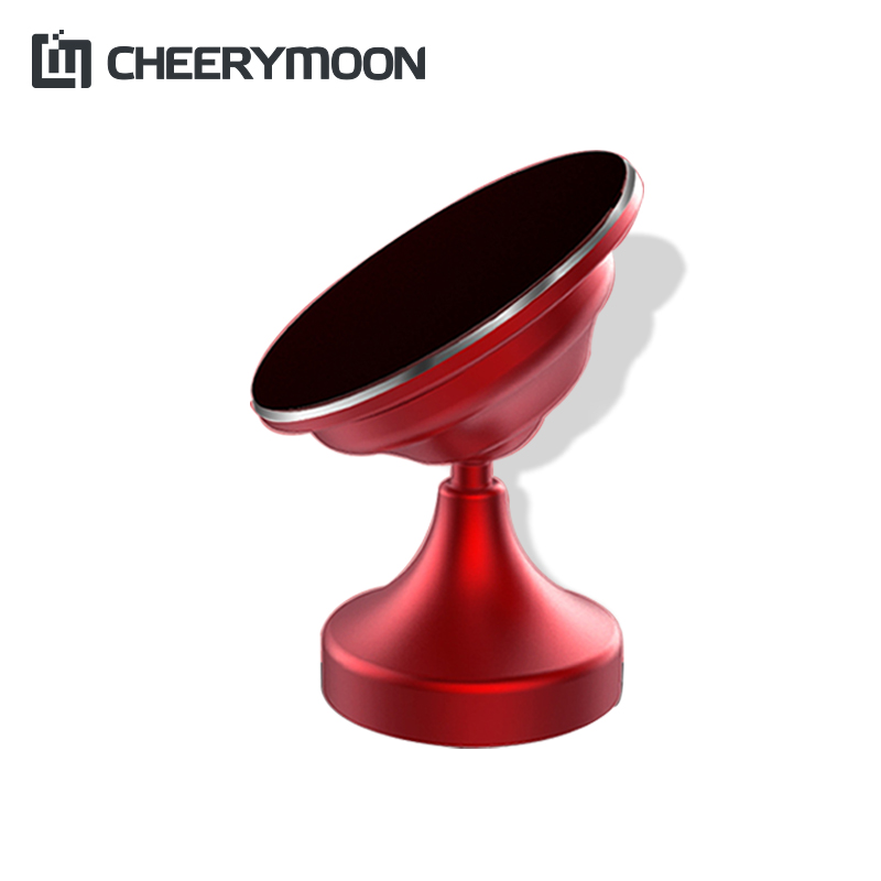 CHEERYMOON Nano Particular Navigation Stent Magnetic Car Phone Holder 360 Rotation Mobile Soporte Movil Bracket Stand For iPhone