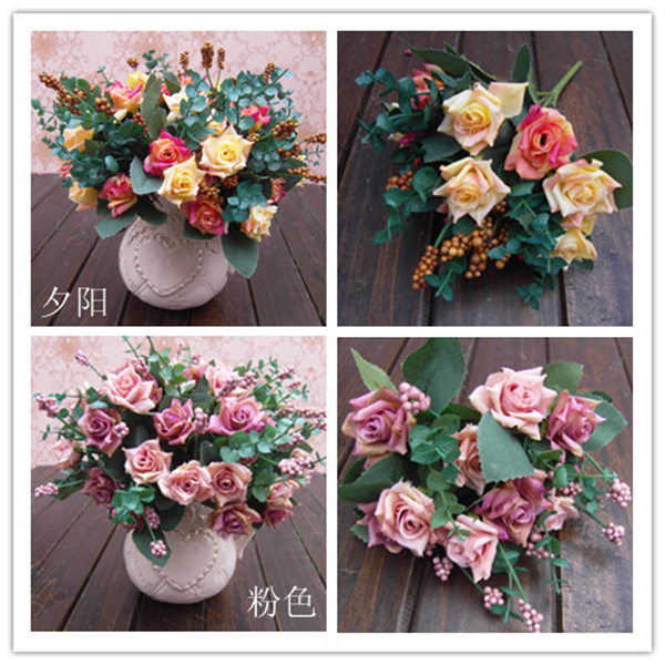 flower hair decoration picture - more detailed picture about