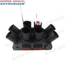 ELT08R пульт дистанционного управления 8 каналов лепить холодный фонтан консоль для свадебной системы машины