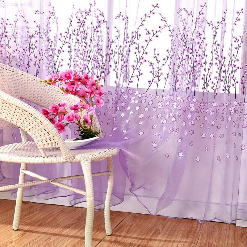New Romantic Tassel String Curtain Window Door Divider Sheer ...