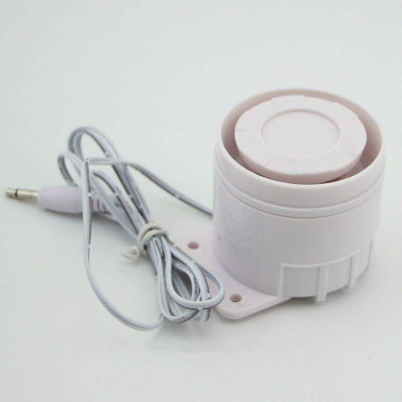 Alarm Siren Sporting Yobang Security Wired Siren Home Security Mini Siren Sensors Alarms For Sale 110db 12v Home Office Protecting Sensors Alarm