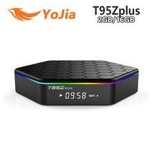2 GB 16 GB Amlogic S912 Andorid 6.0 TV BOX T95Z Plus OctaCore 2.4G/5 GHz double WiFi BT4.0 KODI H.265 Smart T95z Plus Set Top tv box