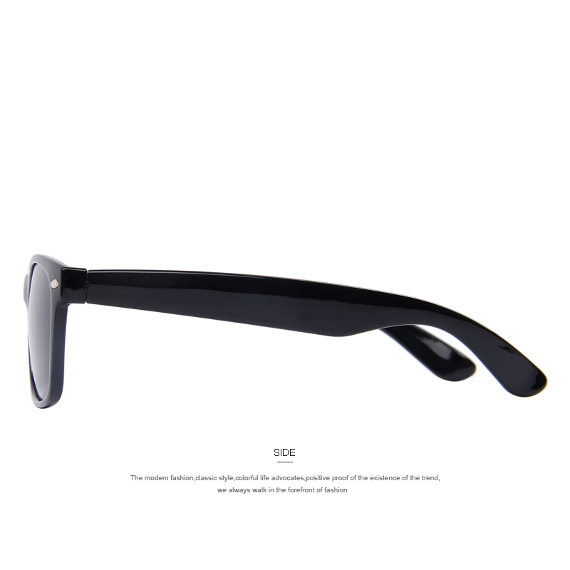 MERRYS Män Polariserade Solglasögon Klassiska Män Retro Nitter - Kläder tillbehör - Foto 4