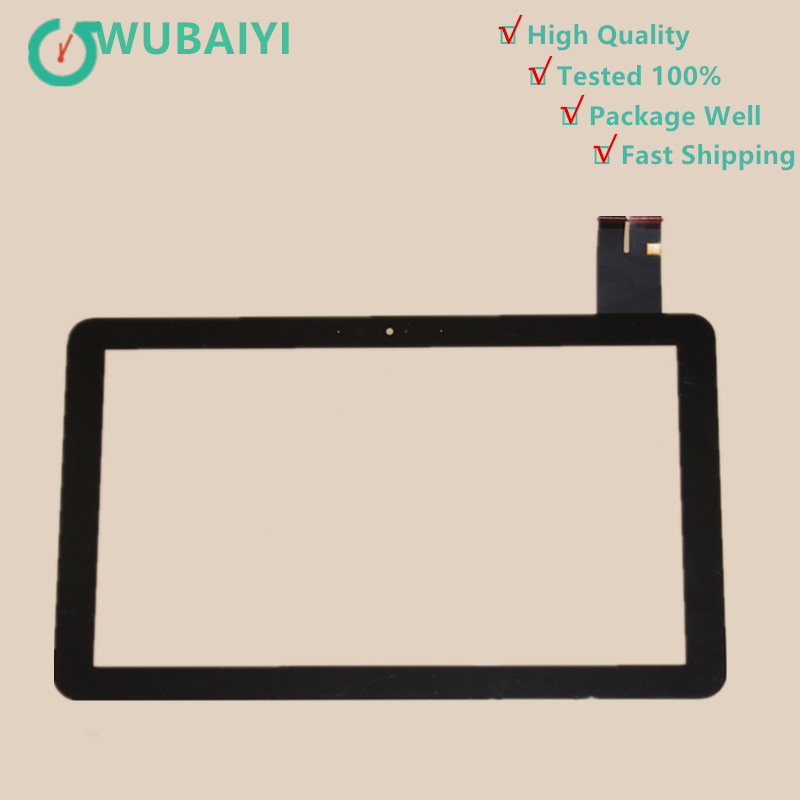WUBAIYI For Asus Transformer Book T3 Chi T300 Chi Touch Screen Digitizer Glass Panel Replacement Black