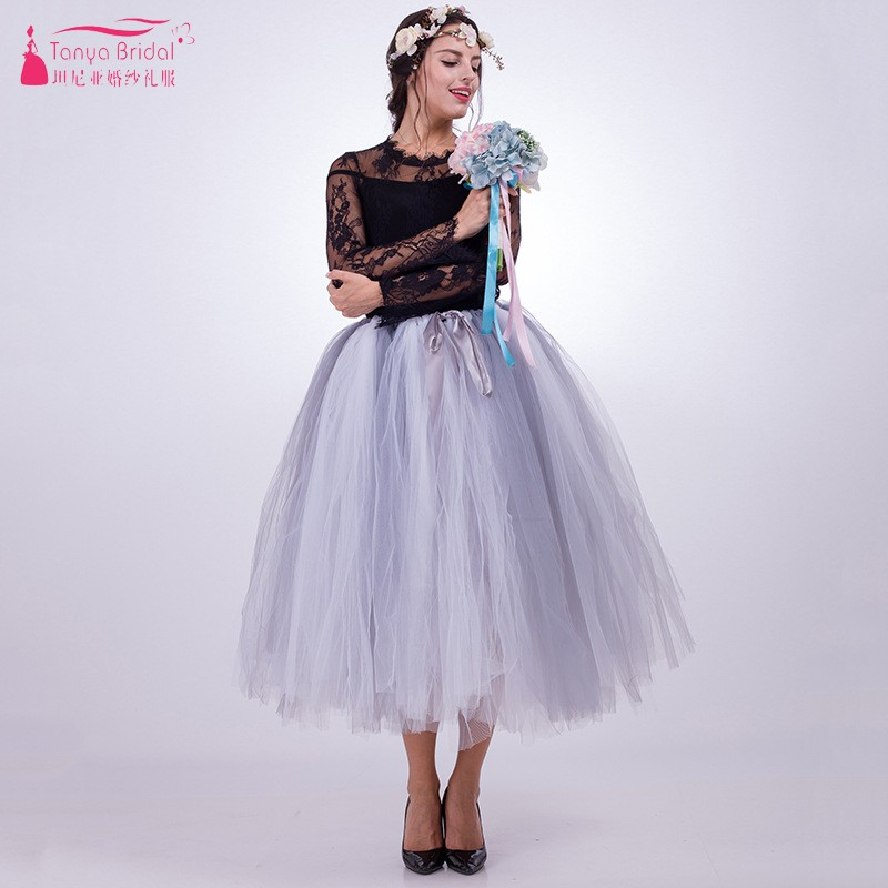Ball Gown Tutu   Prom     Dresses   Cheap Price Tea Length Formal Evening   Dress   Tutus Adult   Dresses   Gown