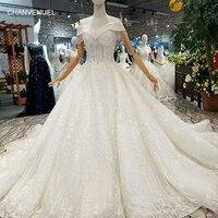 LS77744 100% первоначально сексуальное платье венчания lvory вышитый бисером возлюбленный шнурует вверх назад платье 2018 самого нового платья венч