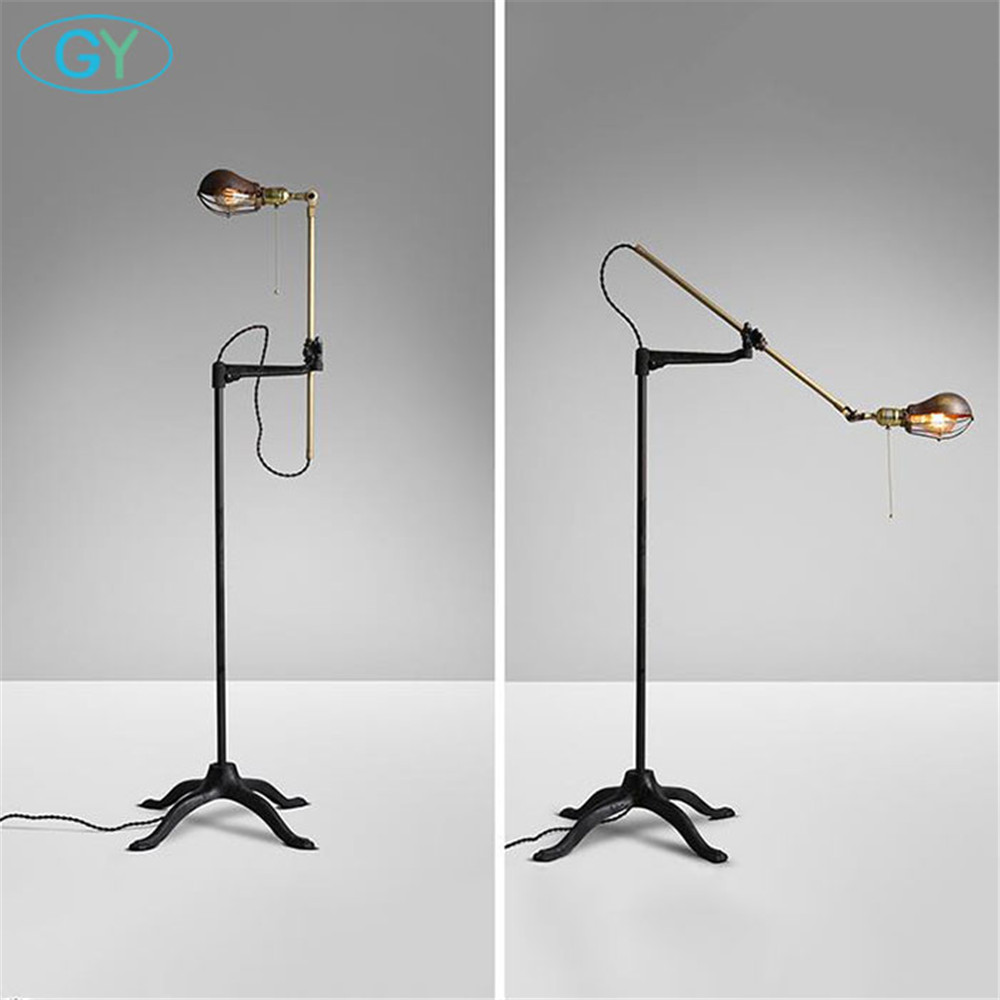 2017 New High quality Indoor Floor Lamps clinic Living Room Standing ...