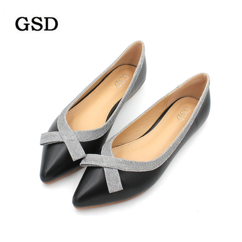New Woman Flats Women Shoes OL Office Ladies Shoe Butterfly Knot Solid Flat Shoes Elegant Casual Womens ShoesNew Woman Flats Women Shoes OL Office Ladies Shoe Butterfly Knot Solid Flat Shoes Elegant Casual Womens Shoes