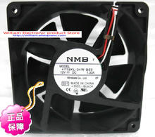 New Original NMB 4715KL-04W-B59 DC12V 1.30A 120*38MM Alarm Signal drive cooling fan