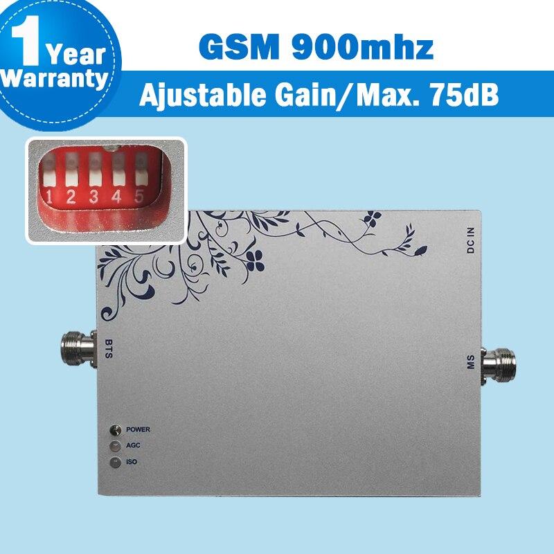 75dB Gain Lintratek 2g GSM 900 Mobile Signal Repeater GSM 900 mhz Zellulären Signal Verstärker handy-booster gsm repetidor 07