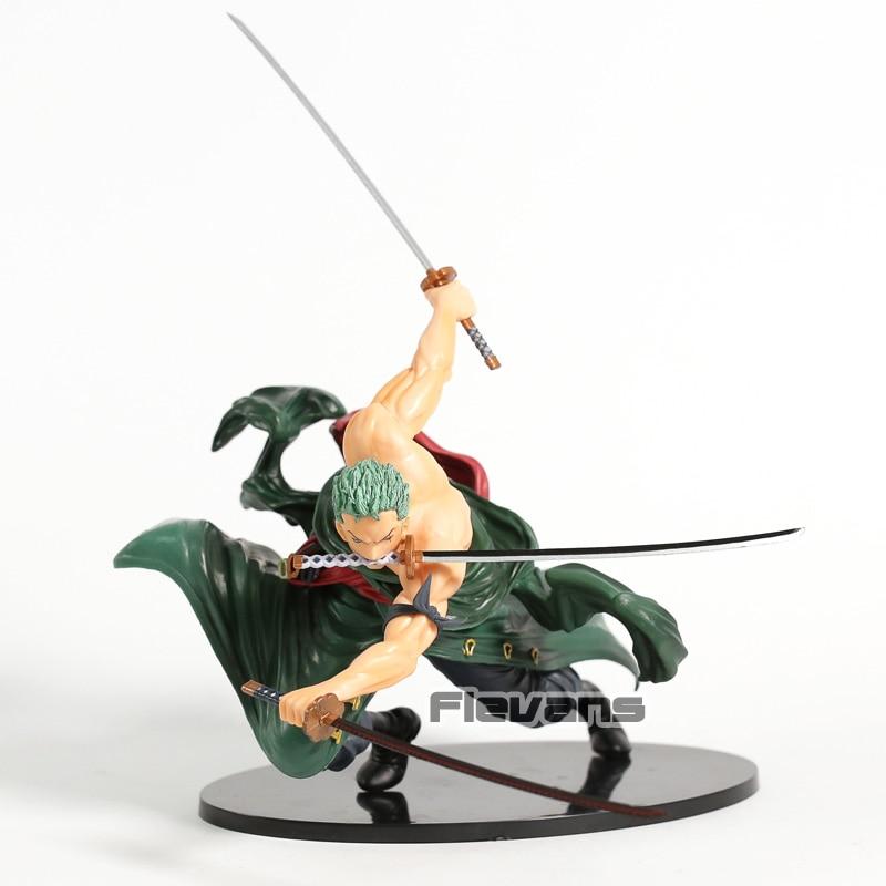 One Piece P.O.P Excellent Model Roronoa Zoro Sanzen Sekai Ver. PVC Figure Toy Collectible Model FigurineOne Piece P.O.P Excellent Model Roronoa Zoro Sanzen Sekai Ver. PVC Figure Toy Collectible Model Figurine