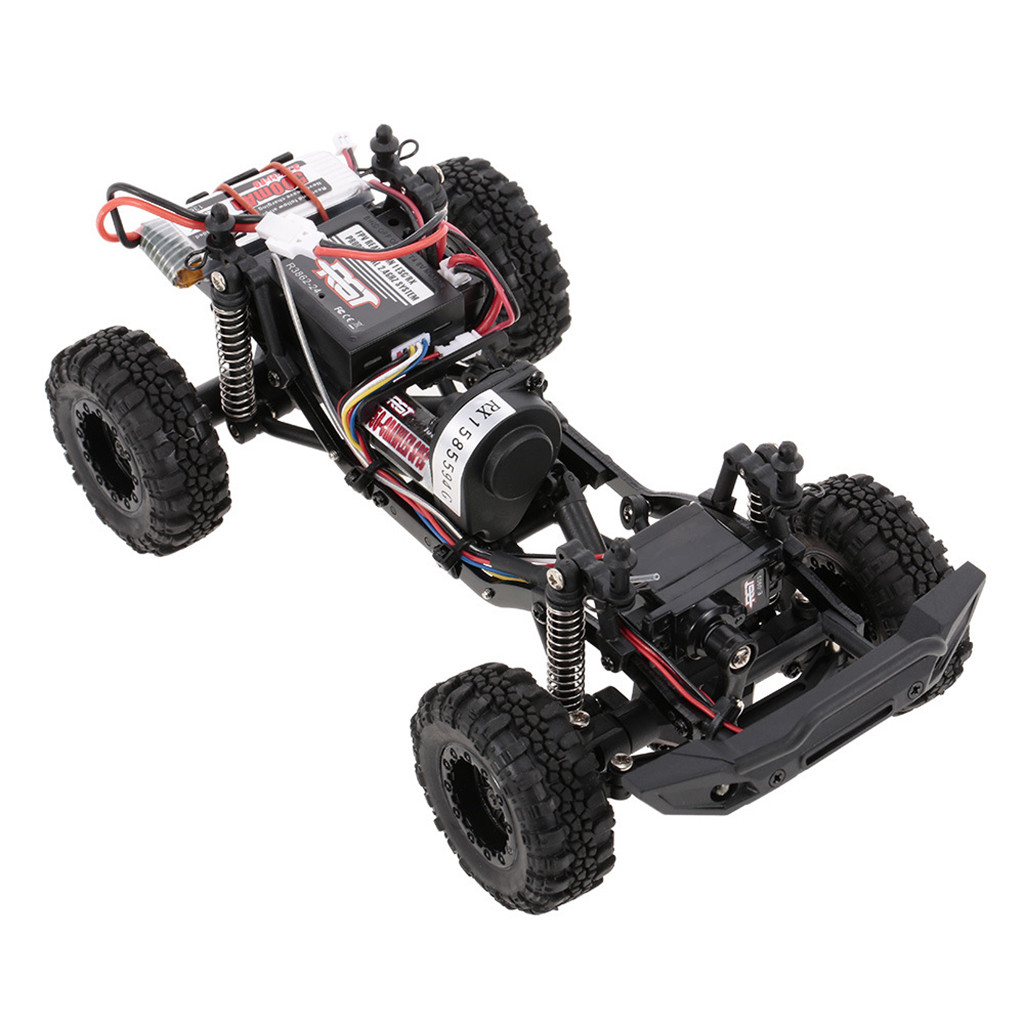 Image 4 - Remote control car toy RGT 136240 1/24 2.4G 4WD 15KM/H RC Rock Crawler Off road Buggy Car Kids Toy RTR Remote control buggy toys-in RC Cars from Toys & Hobbies