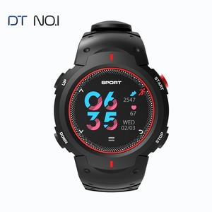 Image 2 - DTNO.1 F13 Smart watch ip68 Waterproof Sport running watch Multisport Color LCD Smart notification Sport tracker for IOS Android