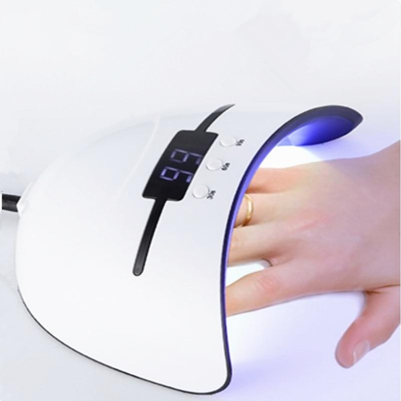 36w UV LED Light Nail Light Suitable for all gel nail dryers Polish Sunlight Infrared Sensor