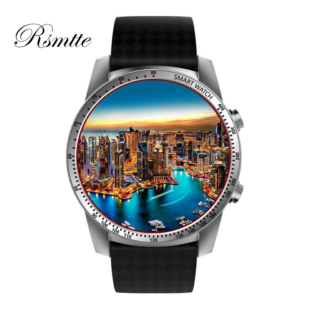 KW99 Android 5.1 Smart Watch 3G MTK6580 8GB Bluetooth SIM WIFI Phone GPS Heart Rate Monitor Wearable Devices Rsmtte 3g smart watch phone support sim card gps wifi fm heart rate monitor pedometer bluetooth camera touch screen z9 4gb rom android