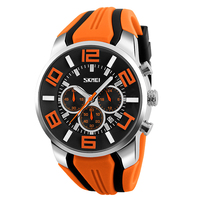 2018 venta Caliente de la manera reloj masculino unisex sport luxury smart quartzwatches reloj ajustable de silicona azul digital resistente al agua