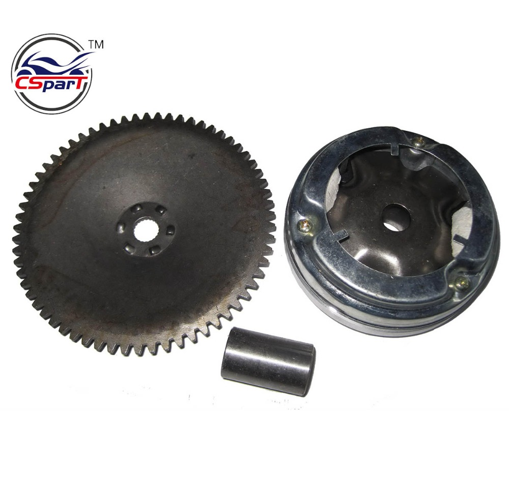 87MM 22T Variator Kit For Honda DIO 50 AF18 AF24 AF27 Scooter  Part