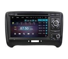 1024*600 Octa Core 7″ Android 6.0 Car Radio DVD GPS for Audi TT 2006-2013 With 2GB RAM Bluetooth WIFI 32GB ROM USB Mirror-link