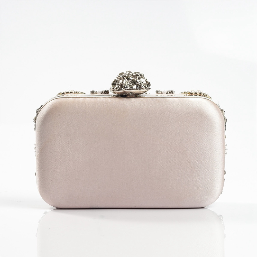12ab25608089 YISHOW Women Evening Bags Ladies Clutches Purse Silver Gold Sale Price  Crystal Wedding Party Bridal Bag Europe set auger handbag-in Top-Handle Bags  from ...