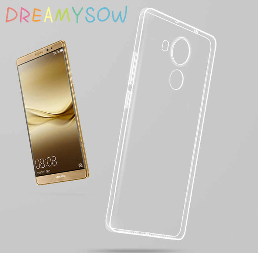 For Huawei P20 P30 Pro P10 P9 P8 Lite Plus Y6 Y5 Y3 II G7 Honor 8X 8A 8C 5X 6 7 8 9 V9 Silicon Back Cover Crystal Clear TPU Case