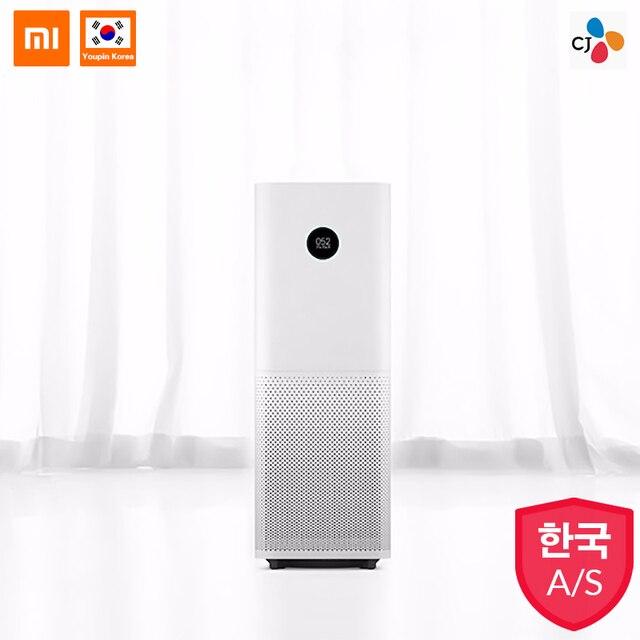 Xiaomi Air Pro очиститель воздуха очиститель здоровья увлажнитель умный OLED CADR 500m3/ч 60m3 смартфон приложение управление бытовой Hepa фильтр