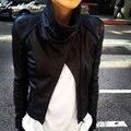 Байкер Кожа Замша куртки искусственной кожи куртка для женщин модельер верхняя одежда куртки сверхновой jaqueta couro