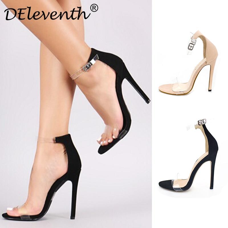 Plus Shoes 43 High Heels