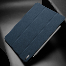 Dux Ducis Pu Leather Case For Apple Ipad Pro 12.9 2018 Luxury Slim Stand Sleep/wake Smart Flip Cover