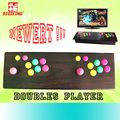 2015 Street fighting Double arcade games console/ arcade video game machine AV out / Two-player video game