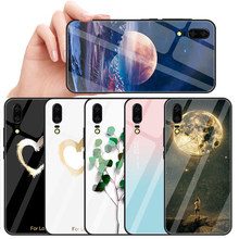 New Glass Phone Case For Huawei Mate 20 Lite P20 Lite P30 No